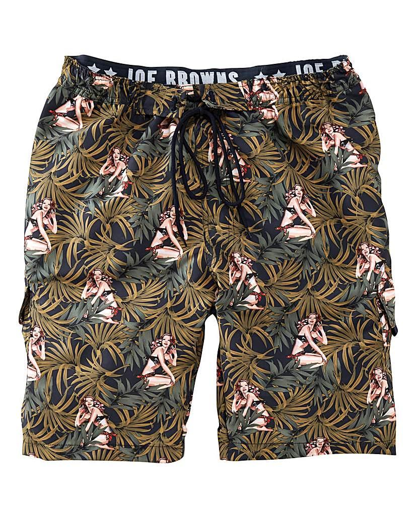 Joe Browns Hit The Board Swimshorts