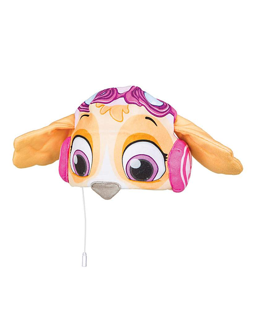 Paw Patrol Skye Headphone Hat
