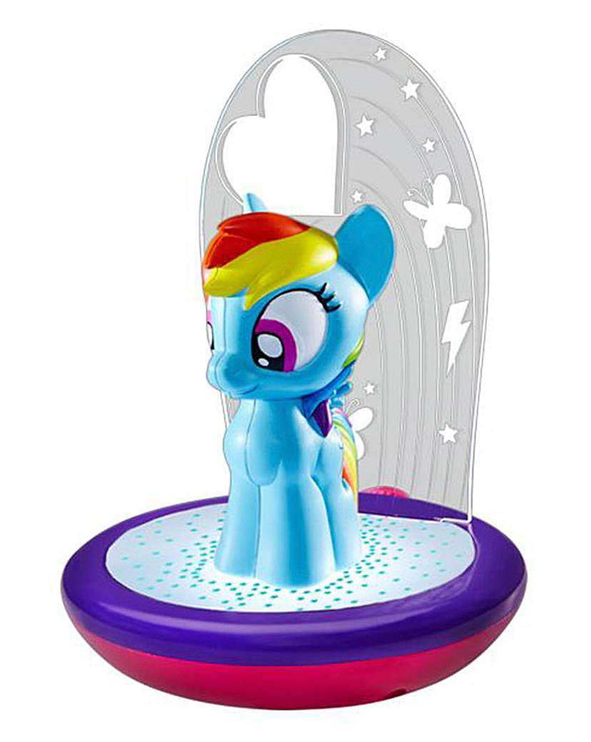Image of My Little Pony GoGlow Magic Night Light