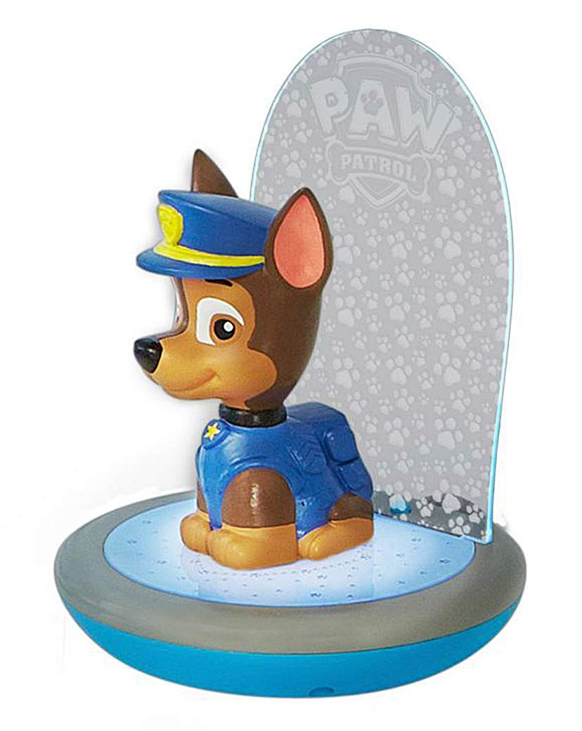 Image of Paw Patrol Chase GoGlow Magic Night Ligh