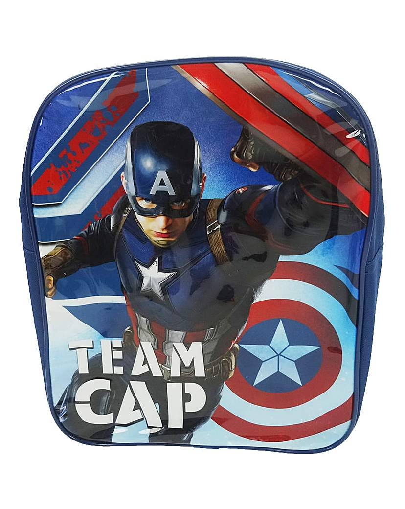 Image of Marvel Captain America Backpack