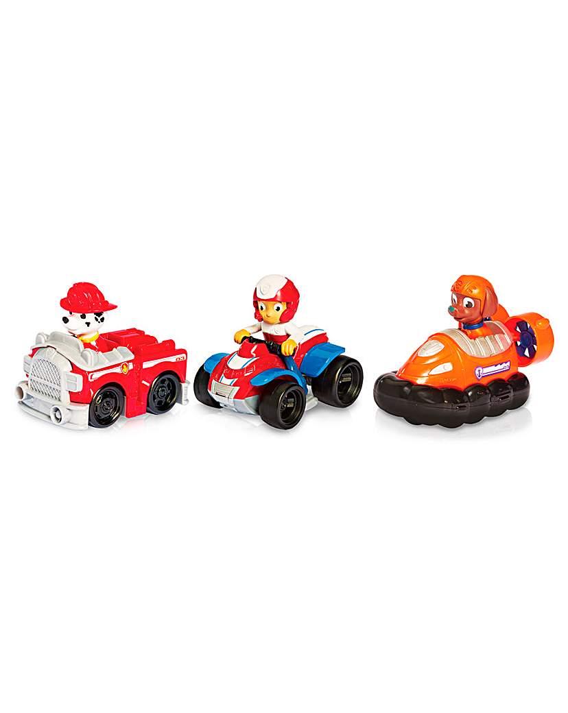 Paw Patrol Racers Team Pack