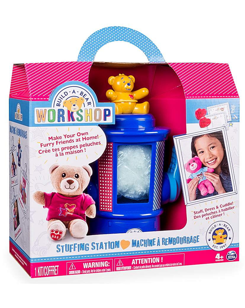 Image of Build-a-Bear Stuffing Station
