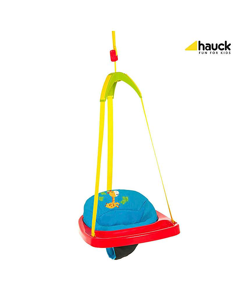 Image of Hauck Jump Jungle Fun Door Bouncer