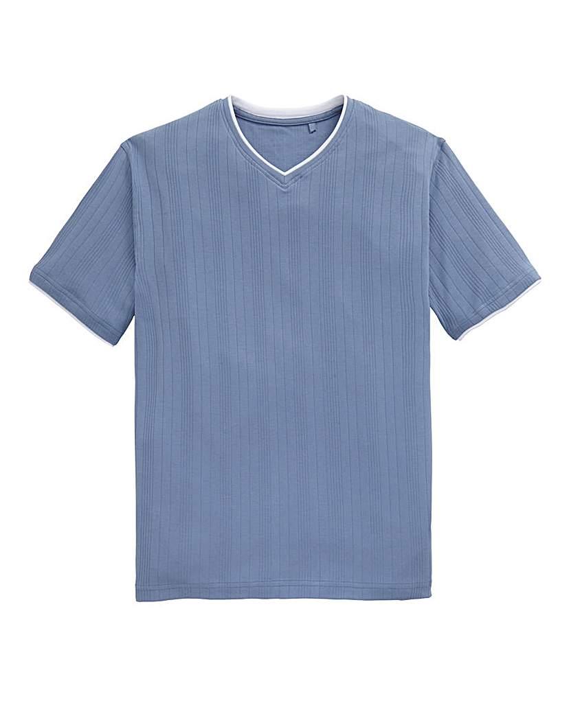 Southbay Rib T-shirt £9.00 AT vintagedancer.com