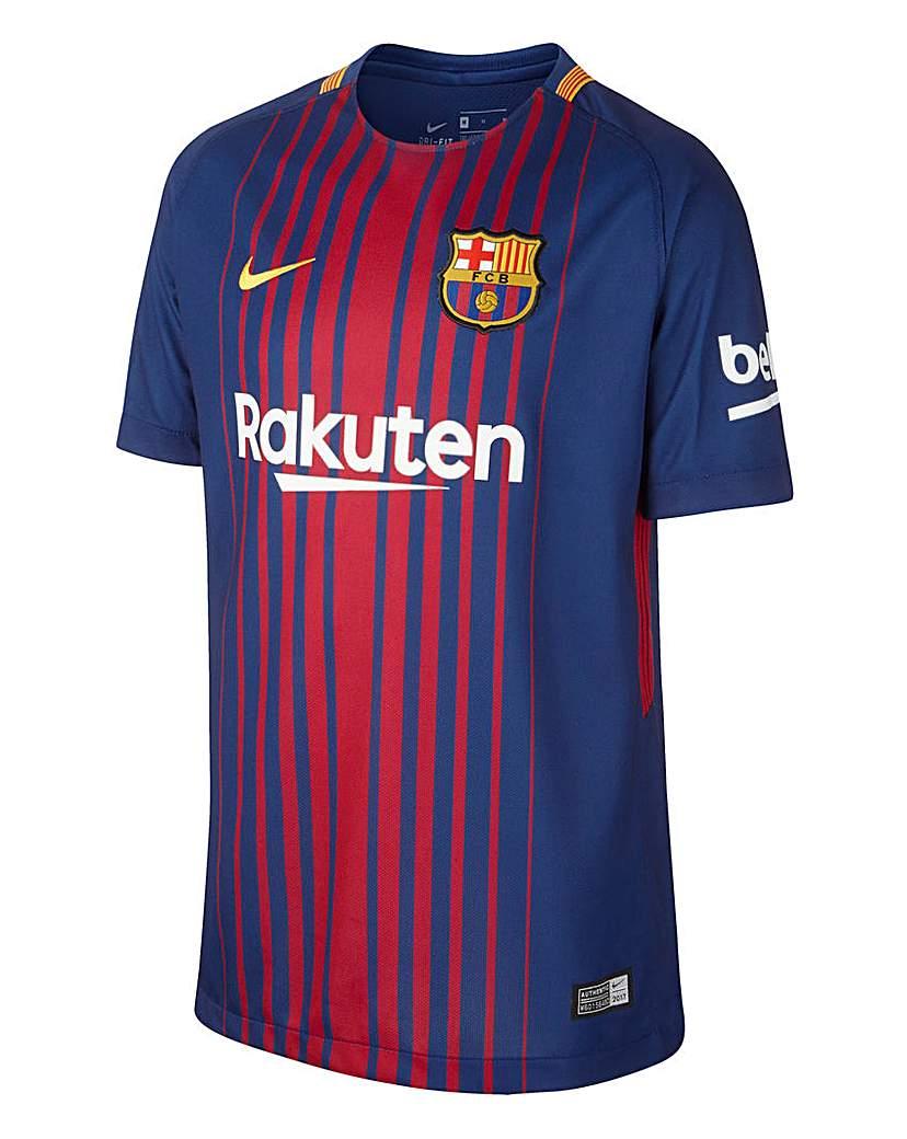 Nike Boys Barcelona Football Club Stadiu.