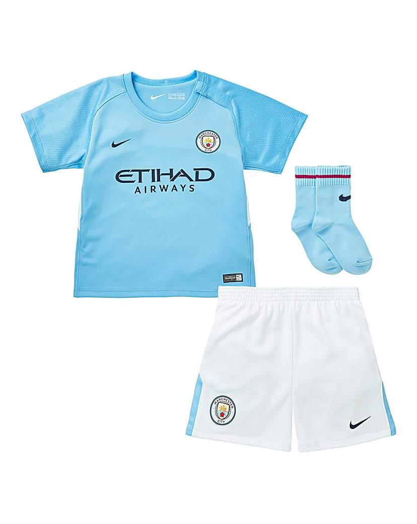 Nike Boys Infants Manchester City Dry Fo.
