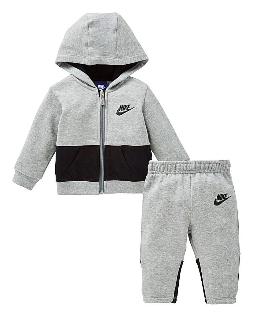Image of Nike Baby Boys Full Zip Tracksuit