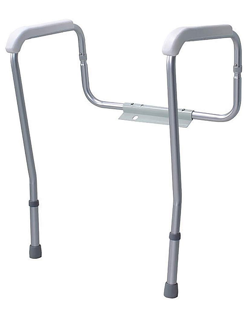 Image of Active Living Adj Toilet Safety Frame