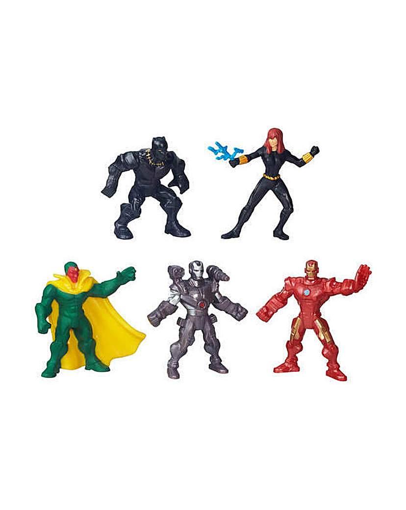 Image of Avengers Captain Tube Assortment