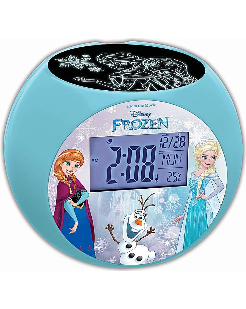 Image of Disney Frozen Projector Alarm Clock