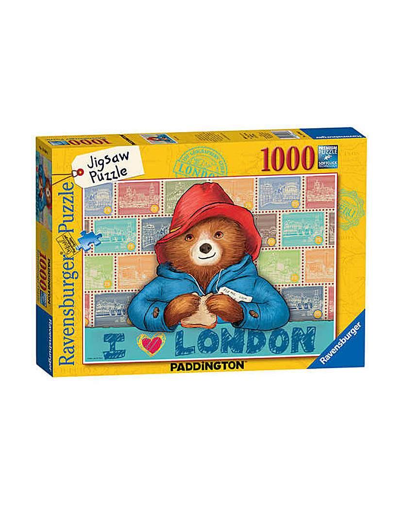 1000 Piece Paddington Bear Puzzle.