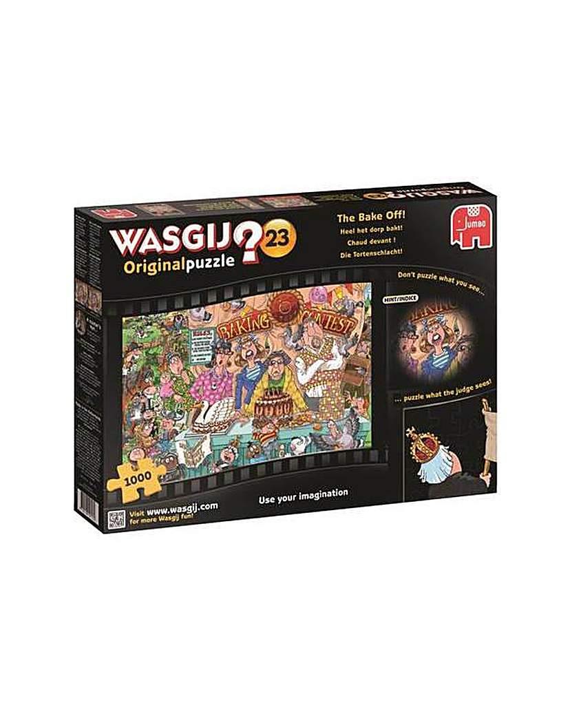 Wasgij Original 23 Bake Off.