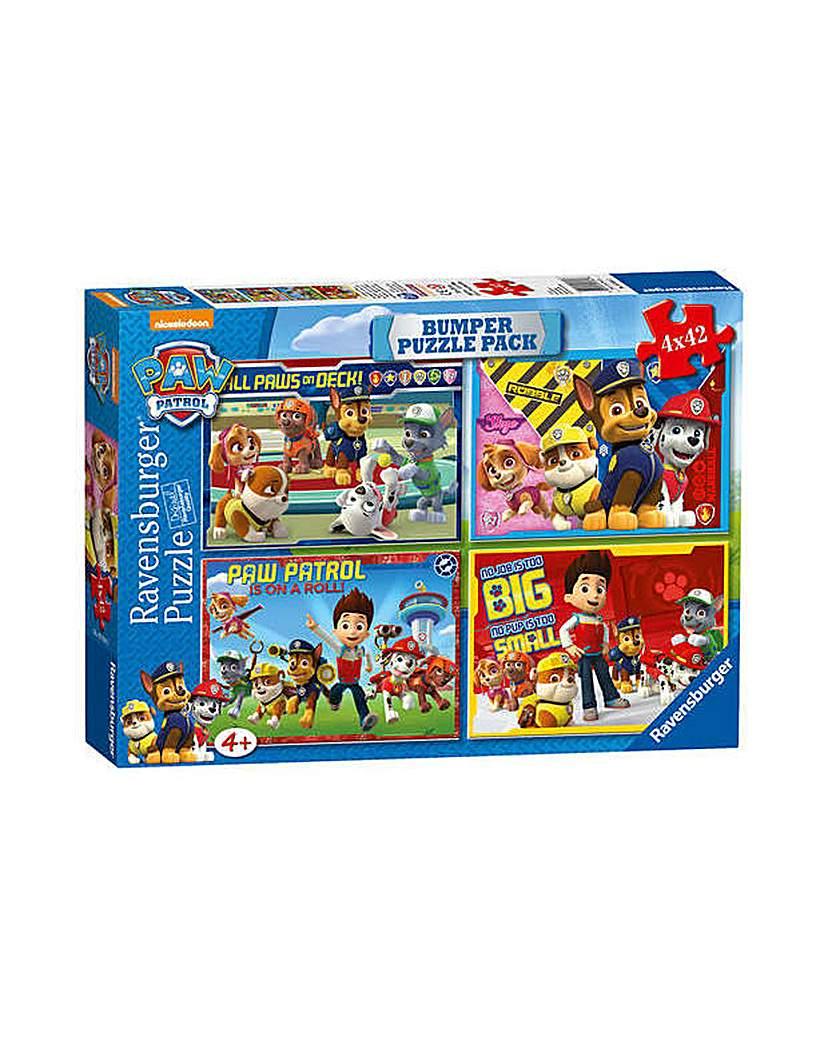 Ravensburger 4x42 Piece Jigsaw