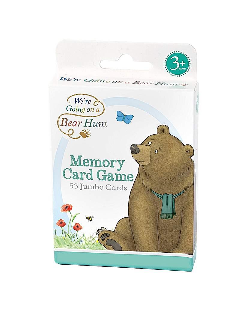 Image of Bear Hunt Card Game