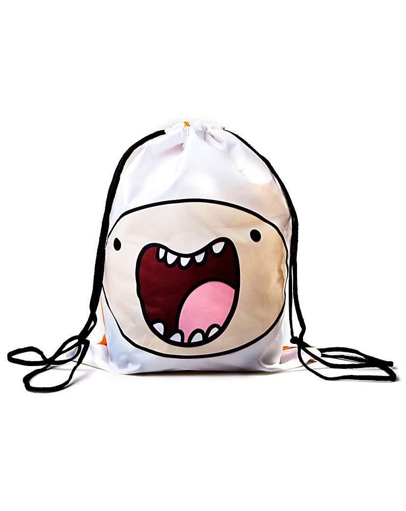 Image of Adventure Time Drawstring Bag
