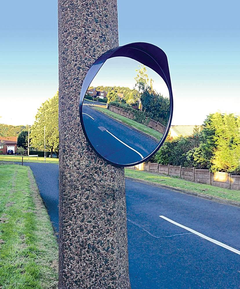 Image of 30cm Convex Mirror
