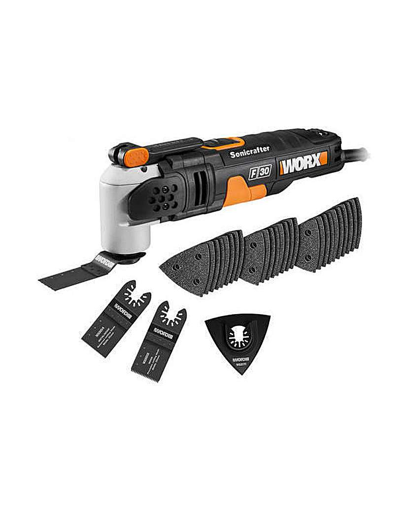 WX680 SDS Sonicrafter F30 Multi Tool