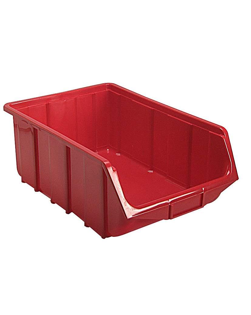 Image of Te115 Red Ecobox W333 X D505 X H187mm