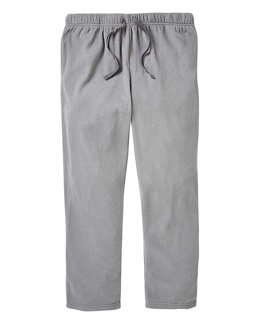 Capsule Fleece Open Hem Loungepants