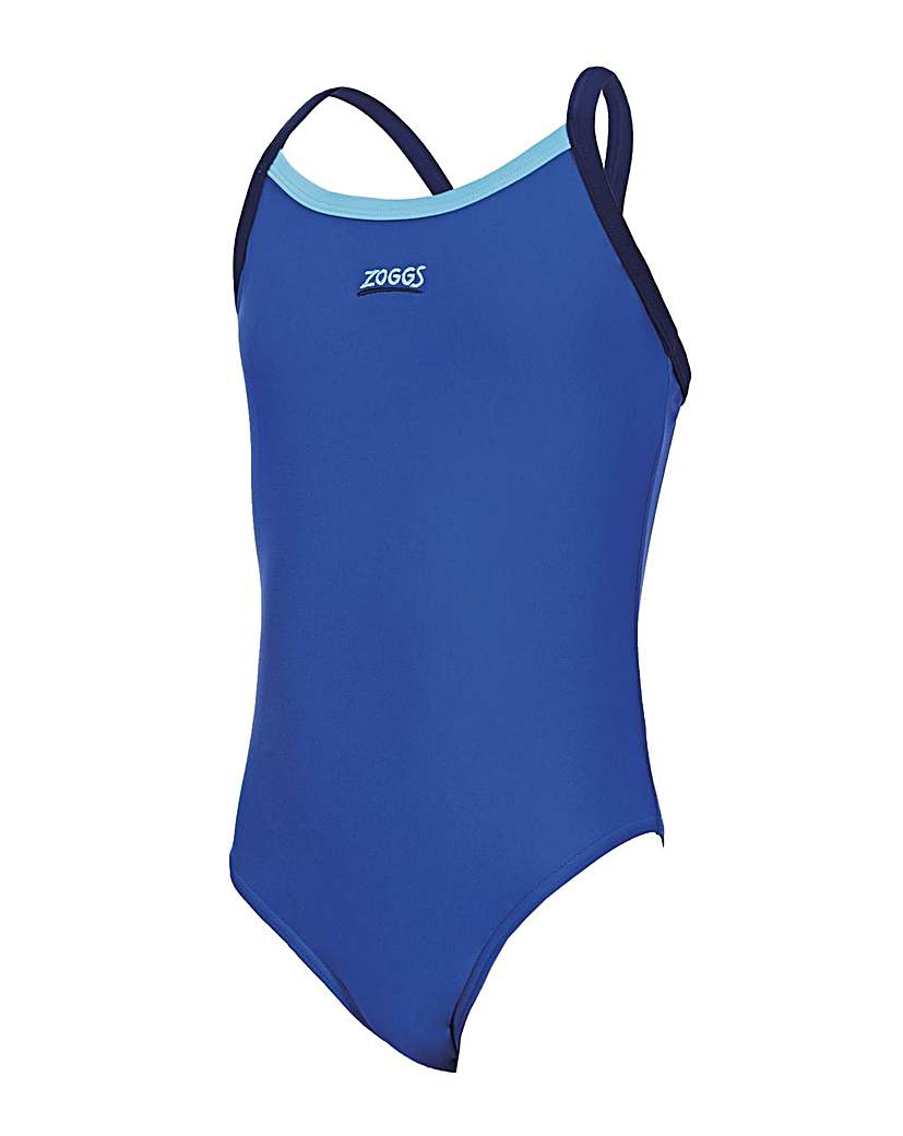 Zoggs Kerrawa Strikeback Swimsuit