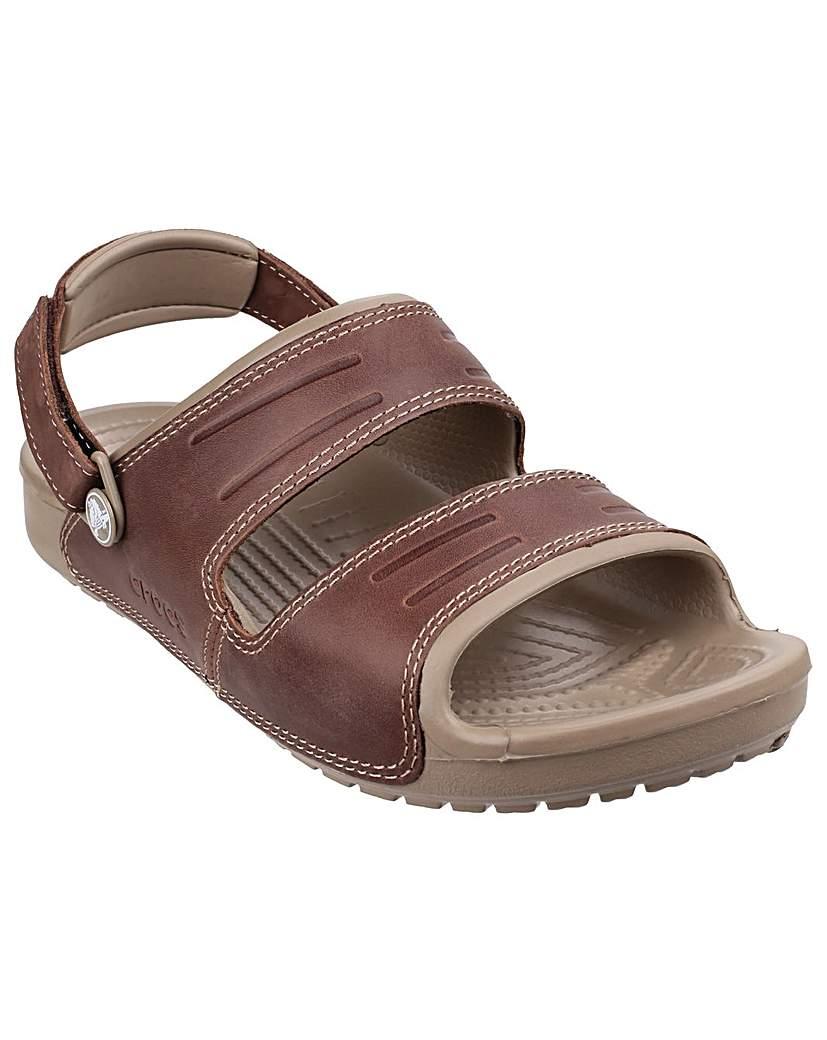 Crocs Yukon Mesa Flip Mens Sandal.