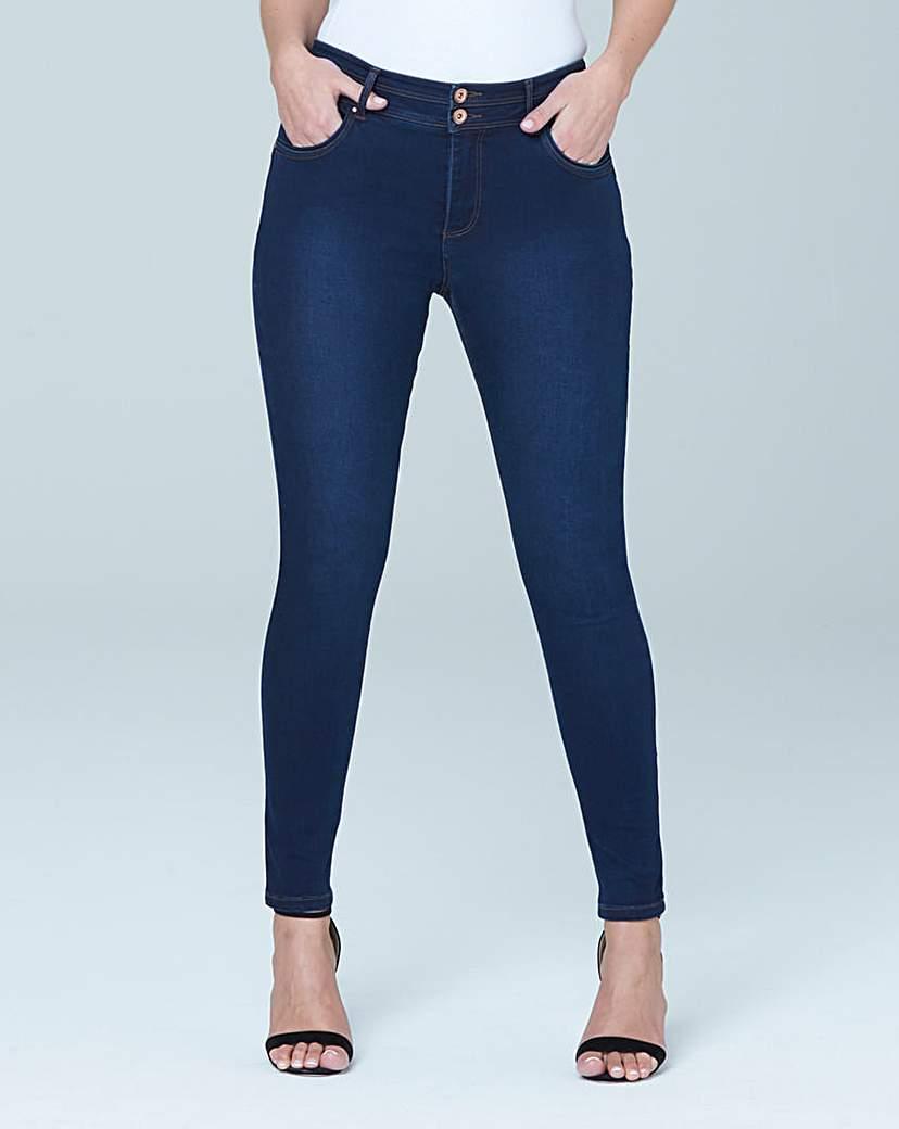 Shape & Sculpt Skinny Jeans Long.