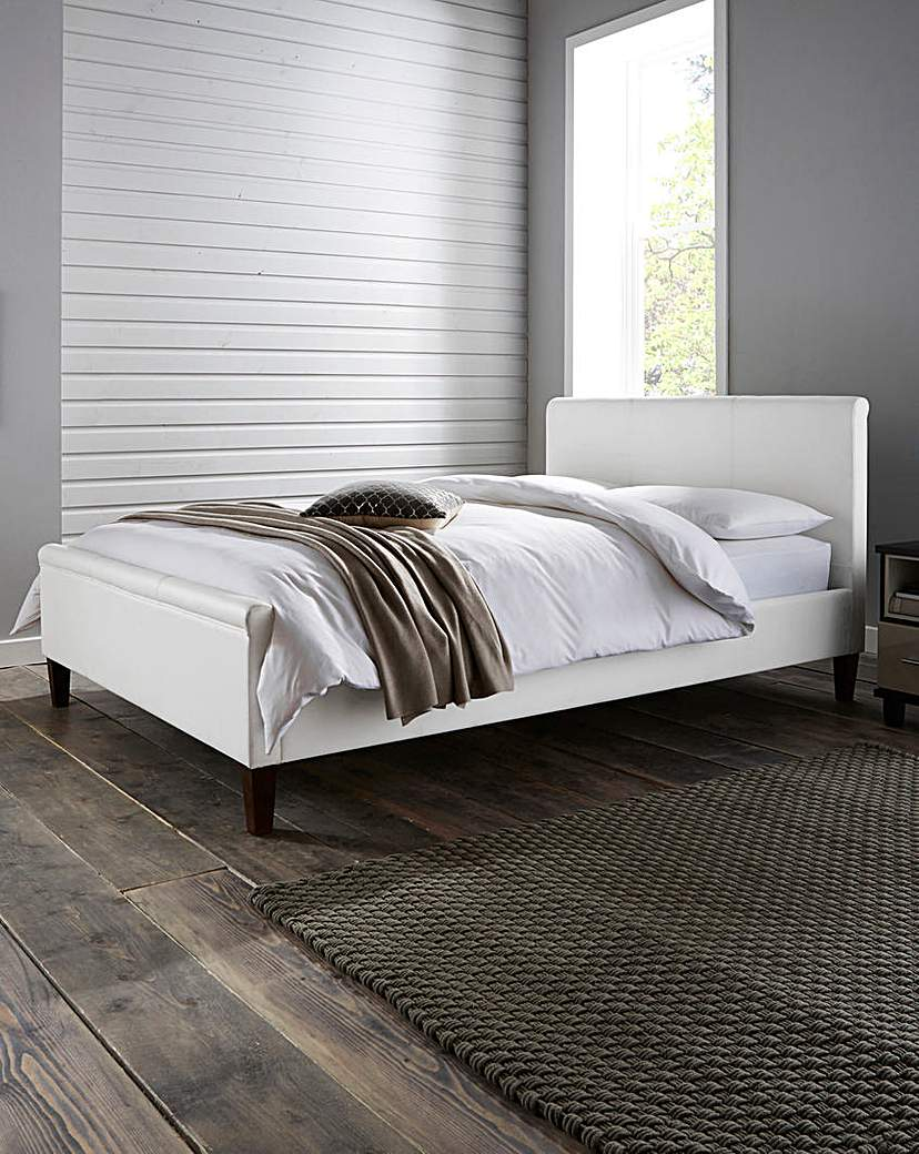 Image of Amalfi Double Bed with Memory Mattress