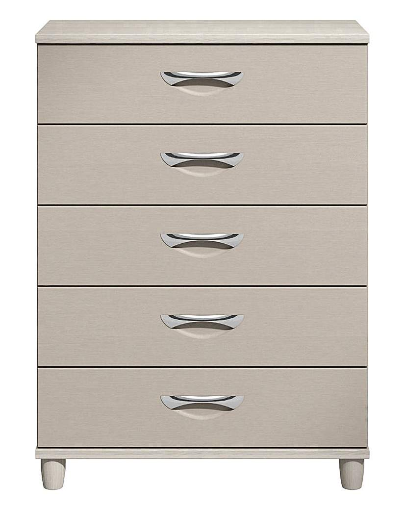 Image of Athens 5 Drawer Wide Chest