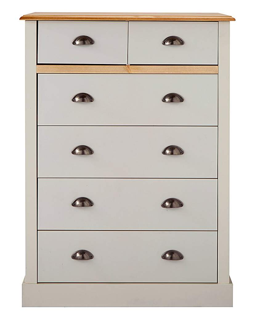 Image of York 2+4 Drawer Chest