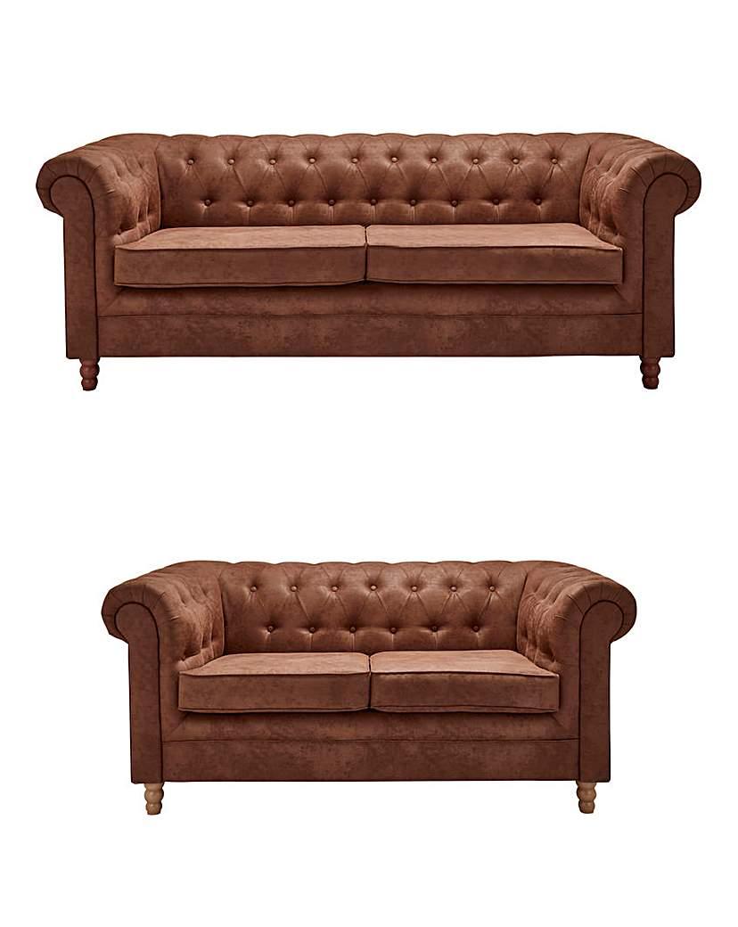 2 seater chesterfield sofa price comparison results