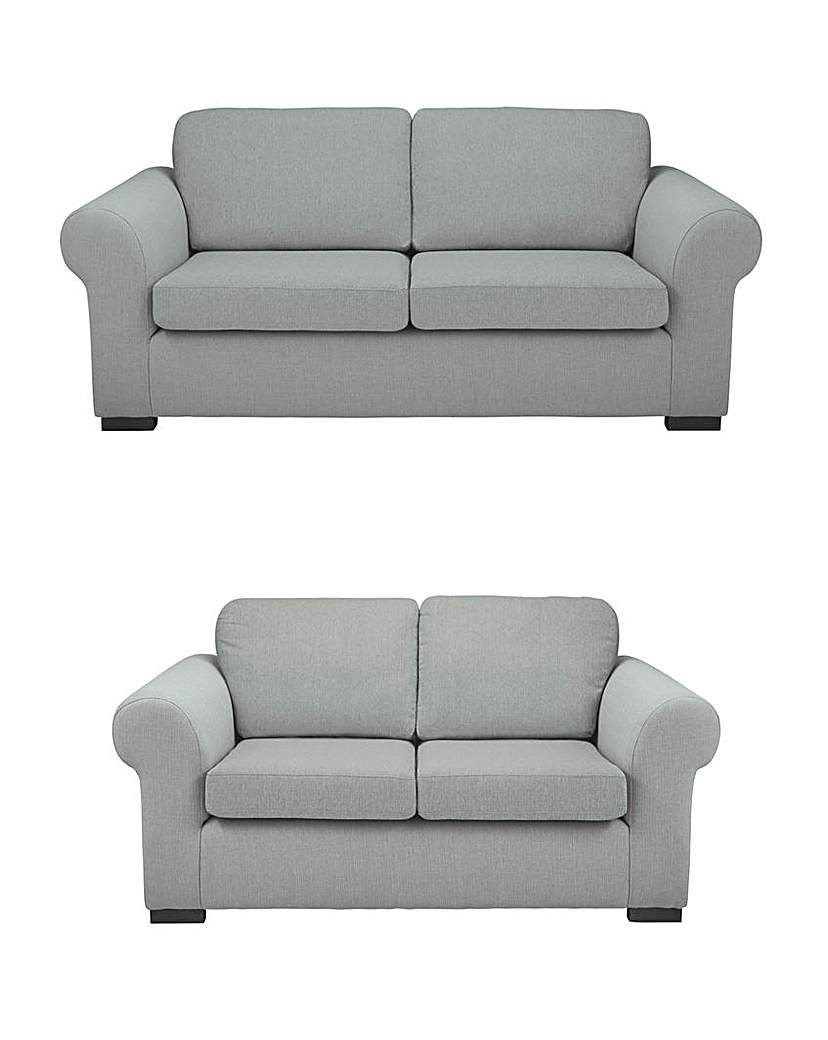 Image of Pendleton 3 Seater Plus 2 Seater Sofa