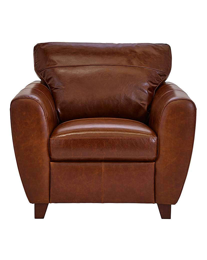 Rimini Leather Chair