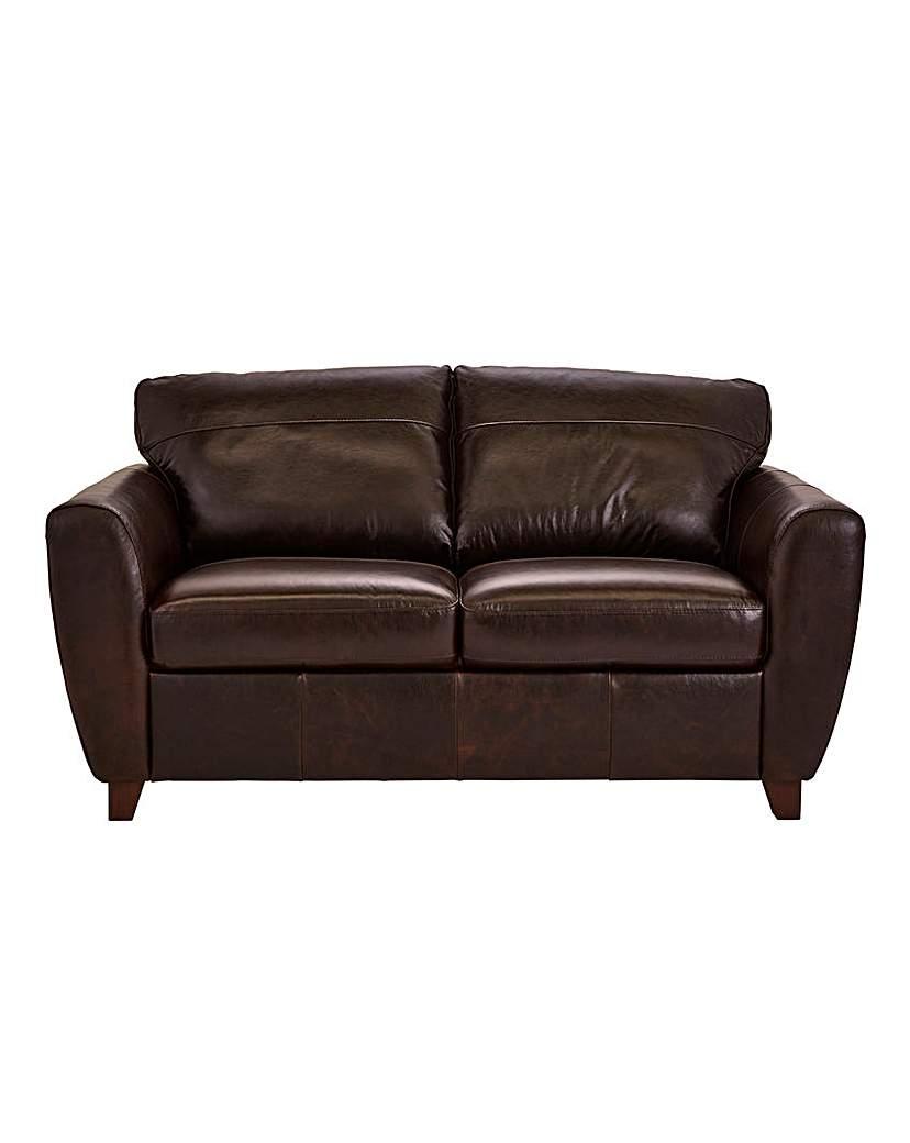 Rimini Leather 2 Seater Sofa