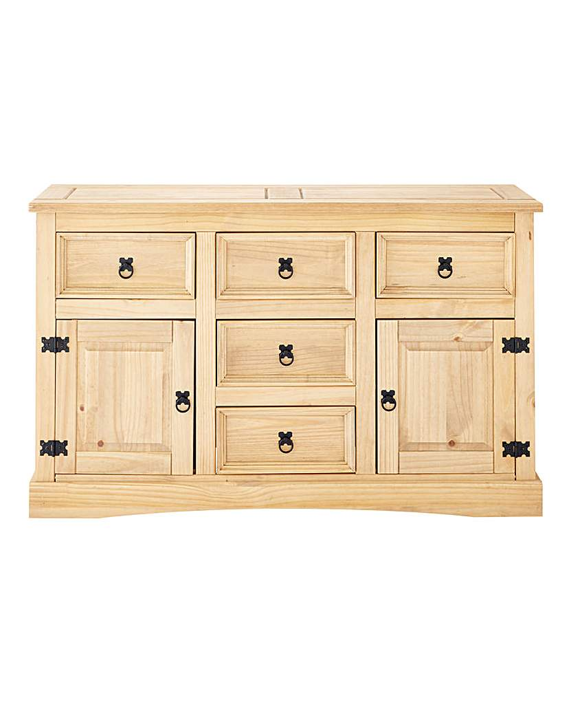 pine sideboard price comparison results. Black Bedroom Furniture Sets. Home Design Ideas