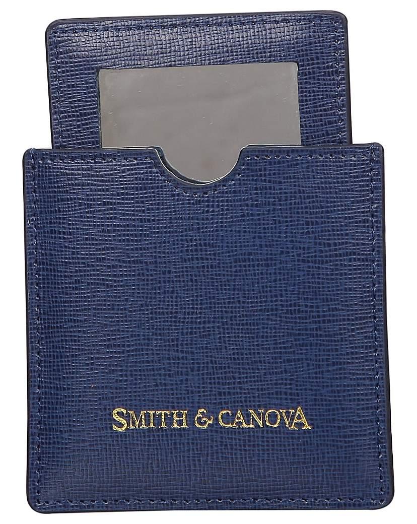Smith & Canova Handbag Mirror In Pouch