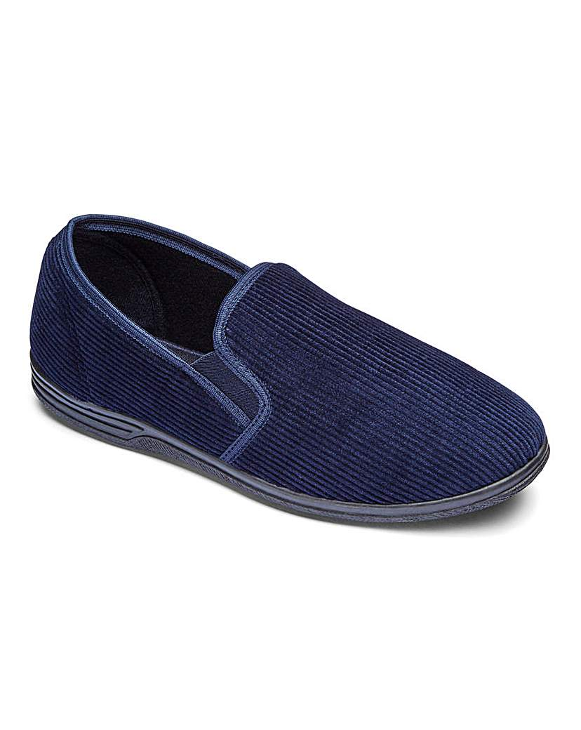 Classic Slipper Standard Fit.
