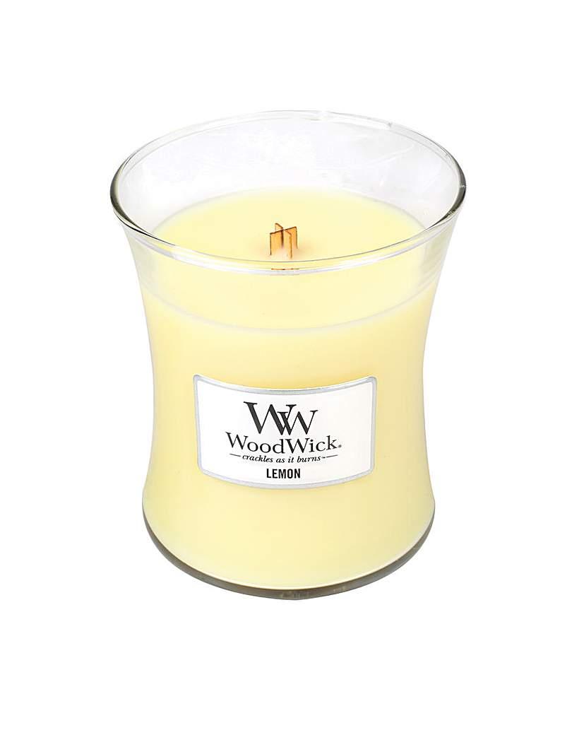 Woodwick - Lemon  Med