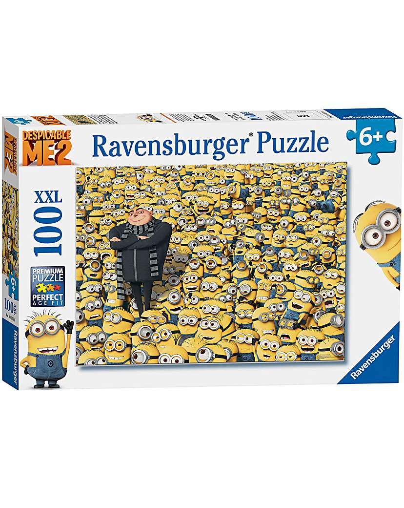 Image of Despicable Me 2 XXL 100 Piece Jigsaw