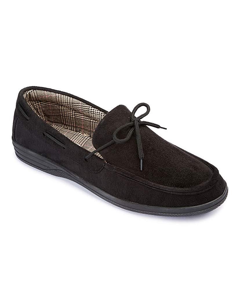 Cushion Walk Moccasin Slippers Standard