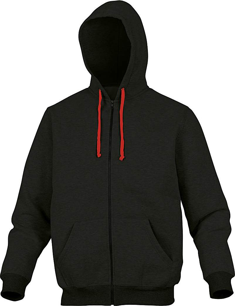 DeltaPlus Poly/Cotton Hoodie