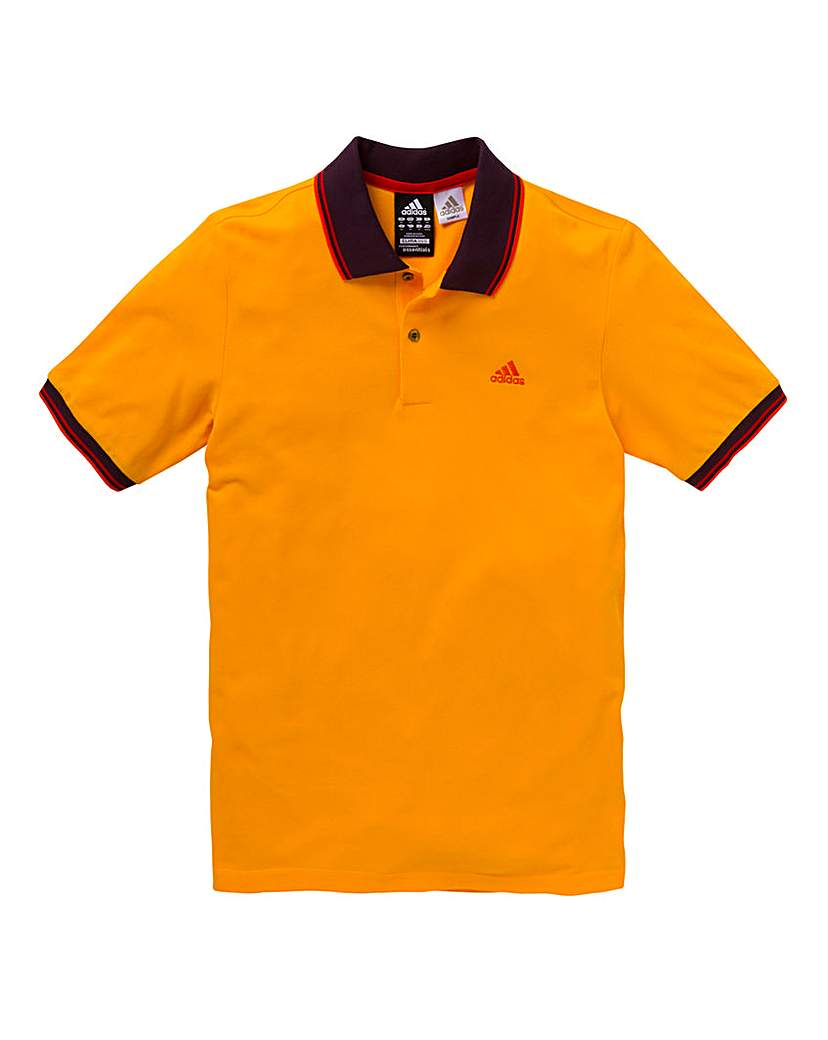 adidas Tipped Collar Polo Shirt