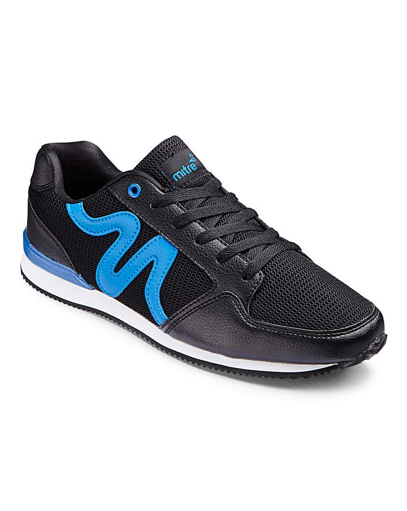 Mens Mitre Trainers Extra Wide Fit