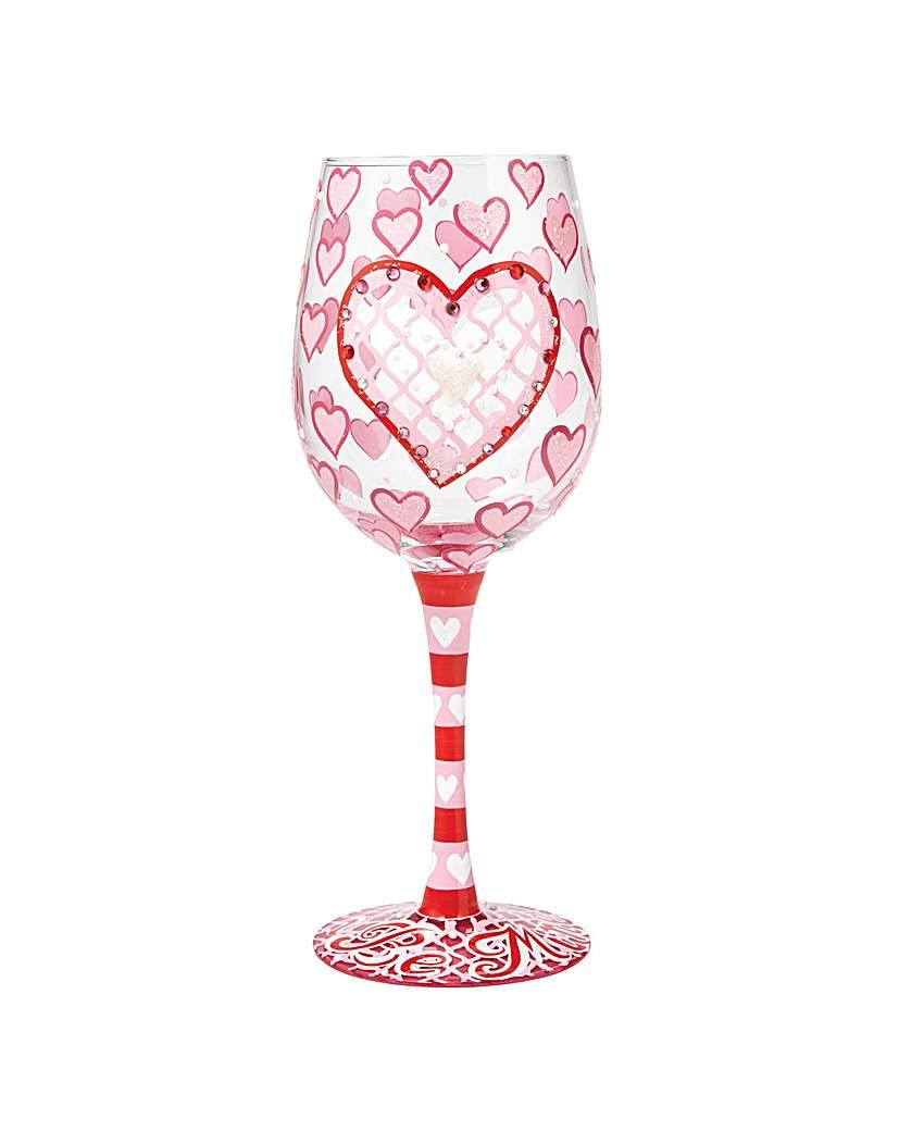 Image of Lolita Be Mine Standard Wine Glass