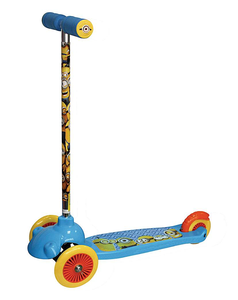 Image of Despicable Me Trail & Twist Scooter