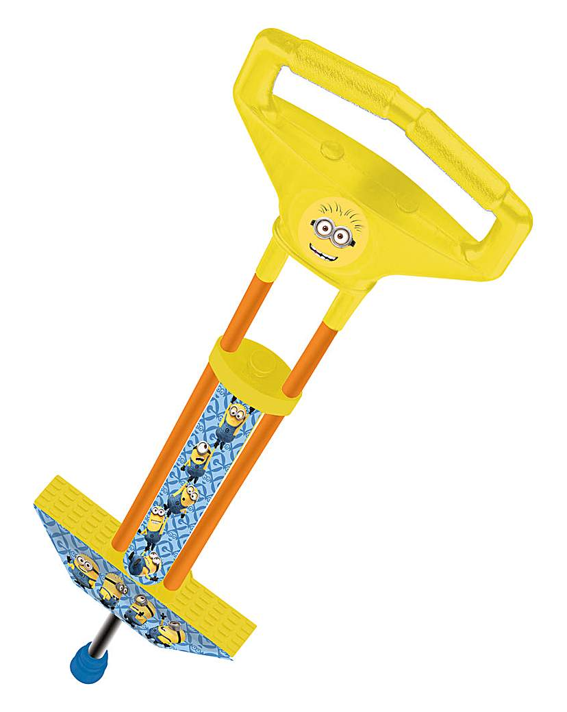 Image of Despicable Me Minion Made Pogo Stick