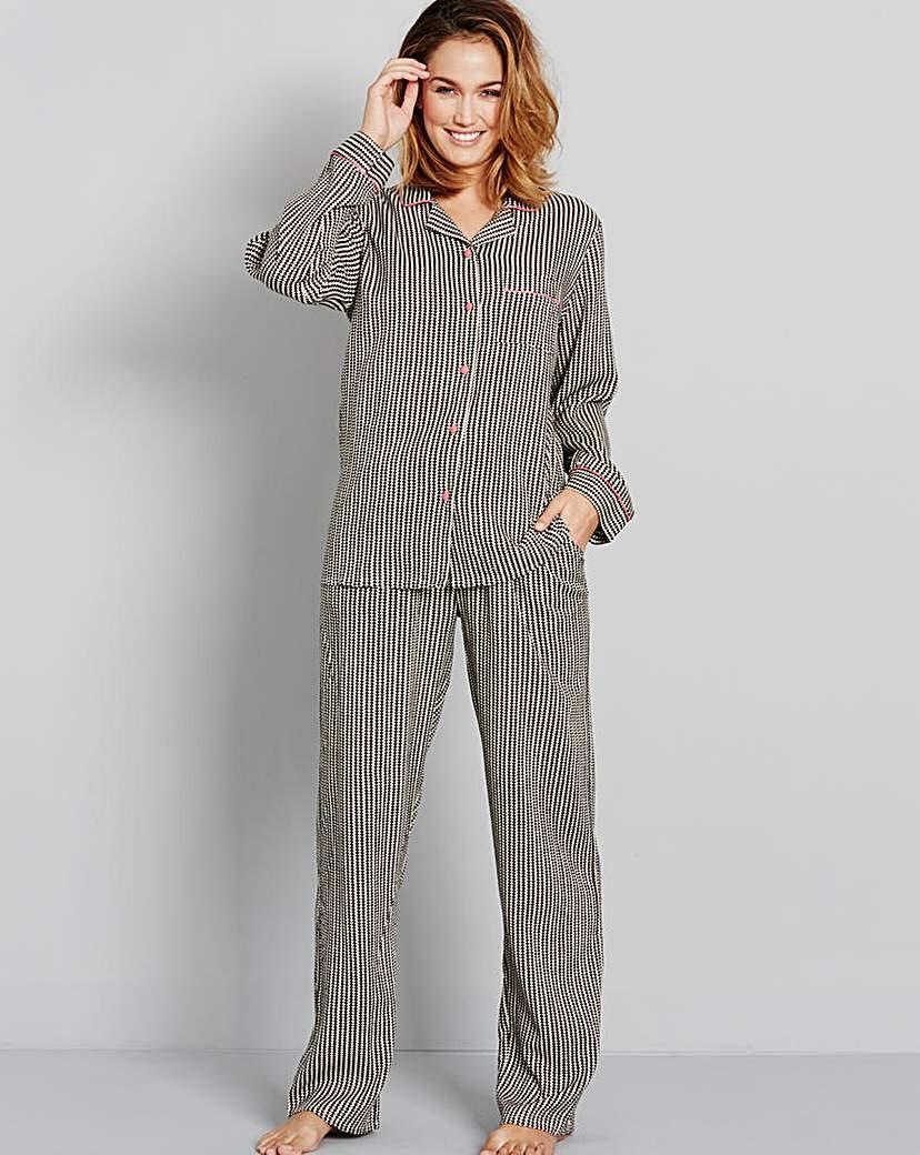 Pretty Secrets Classic Pyjama Set