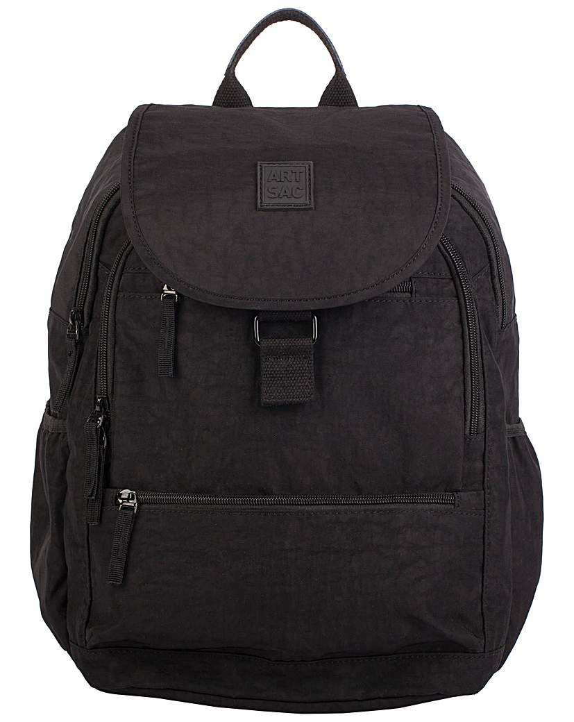 Image of Artsac Front Pocketed Backpack