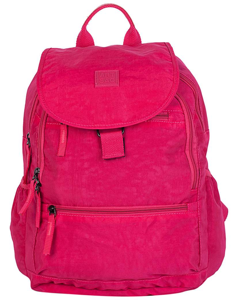 Stockists of Artsac Front Pocketed Backpack