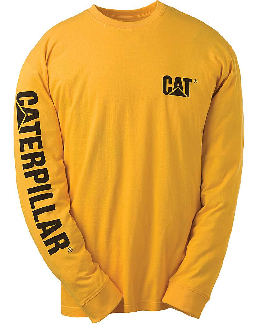 Image of CAT Workwear Trademark T-Shirt